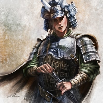 Chalmer relatorre lady samurai
