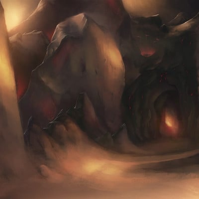 Fiery Cave
