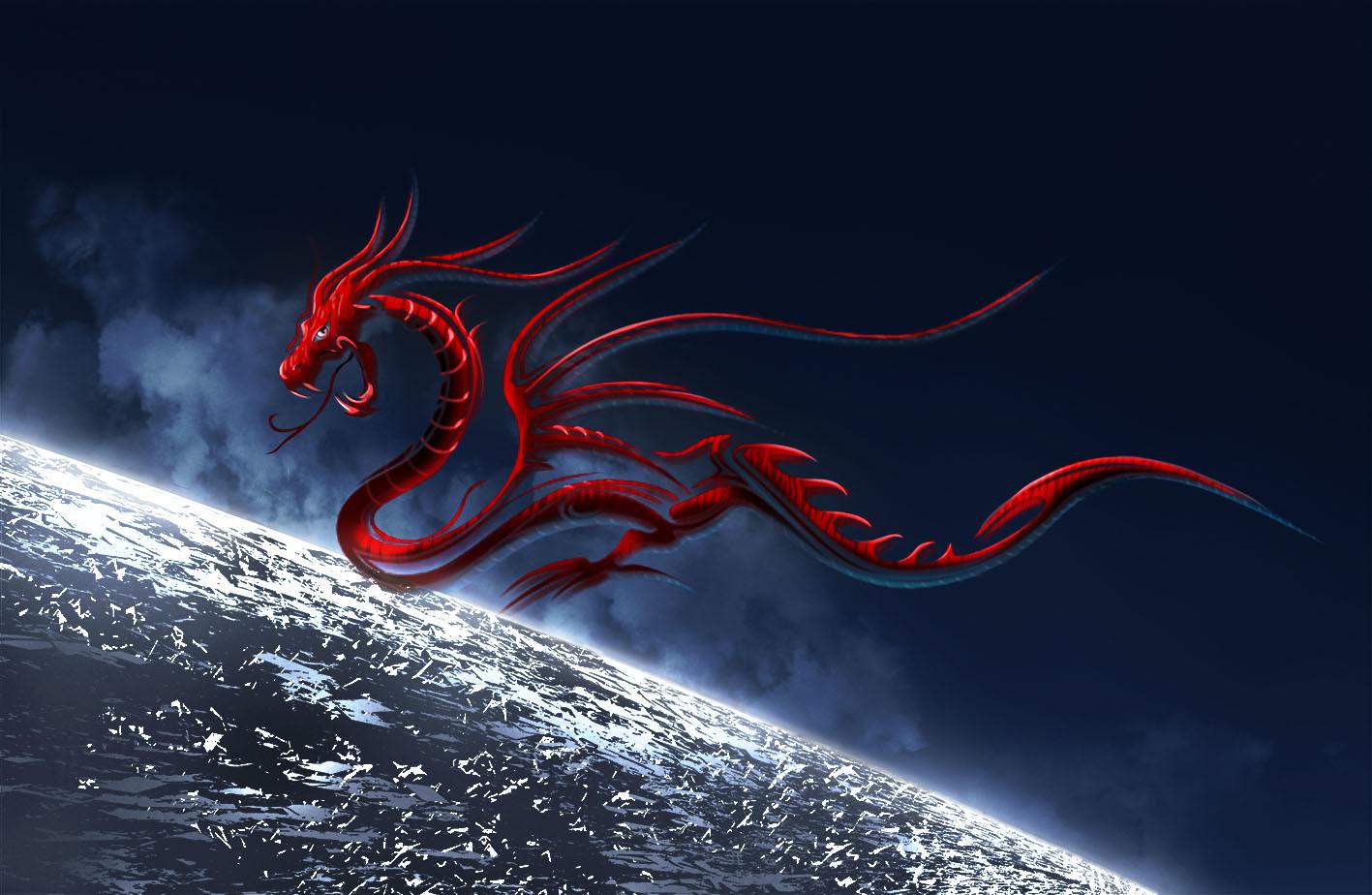 Emrullah cita red dragon