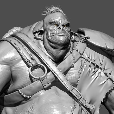 Kirk farrell troll render01