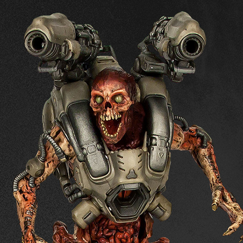 DOOM Collector's Edition Statue