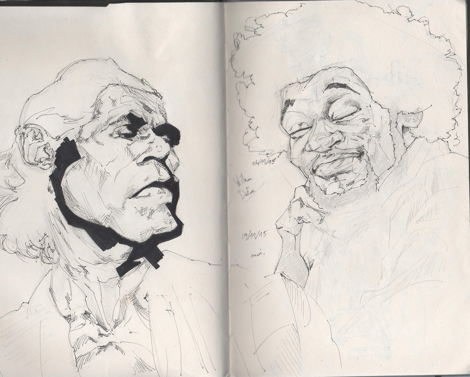 Tony gbeulie post sketch1