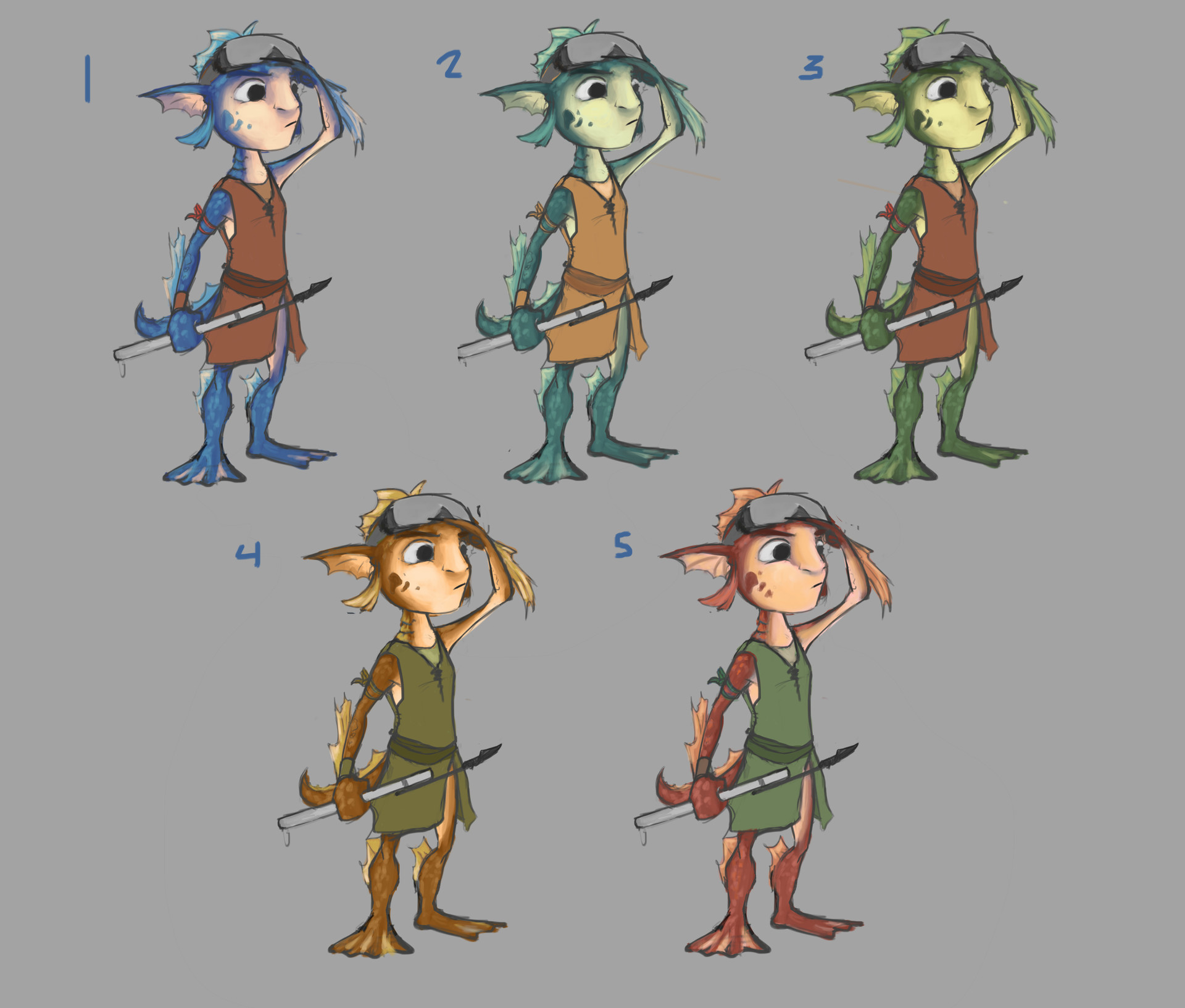 Victoria march seeker colorvariations2