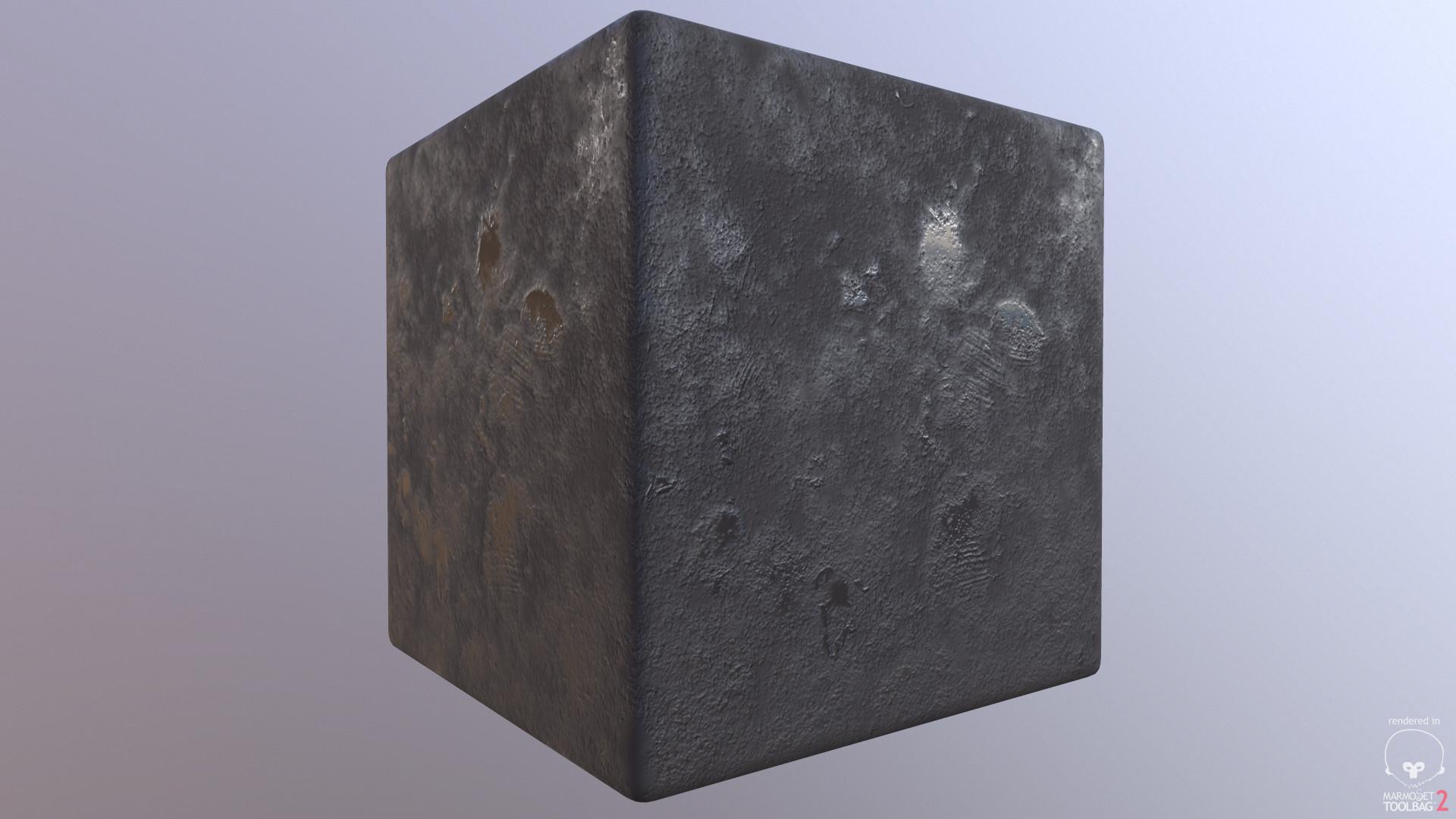 Alex natali concrete wet png
