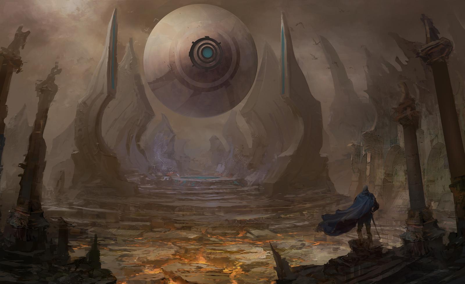 Doom Eye