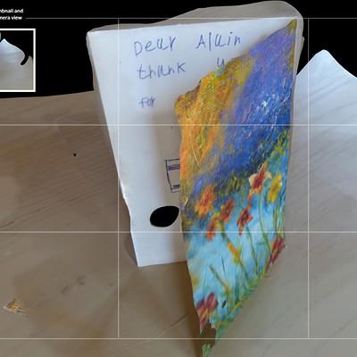 Alain dumenieu carddearalain180dpi50x70