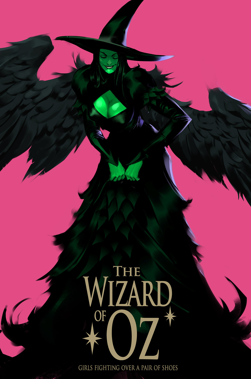 Wickedy Witch