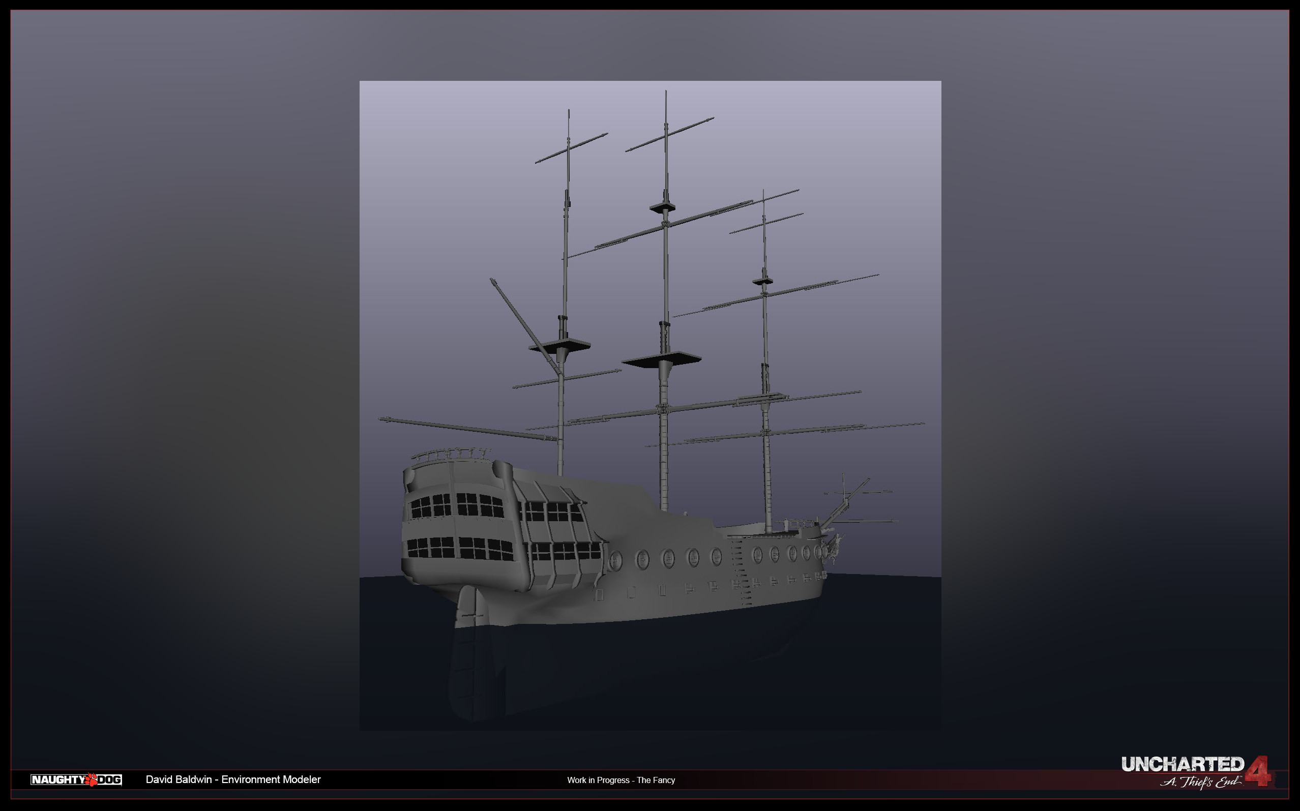 The Fancy - WIP - Masts
