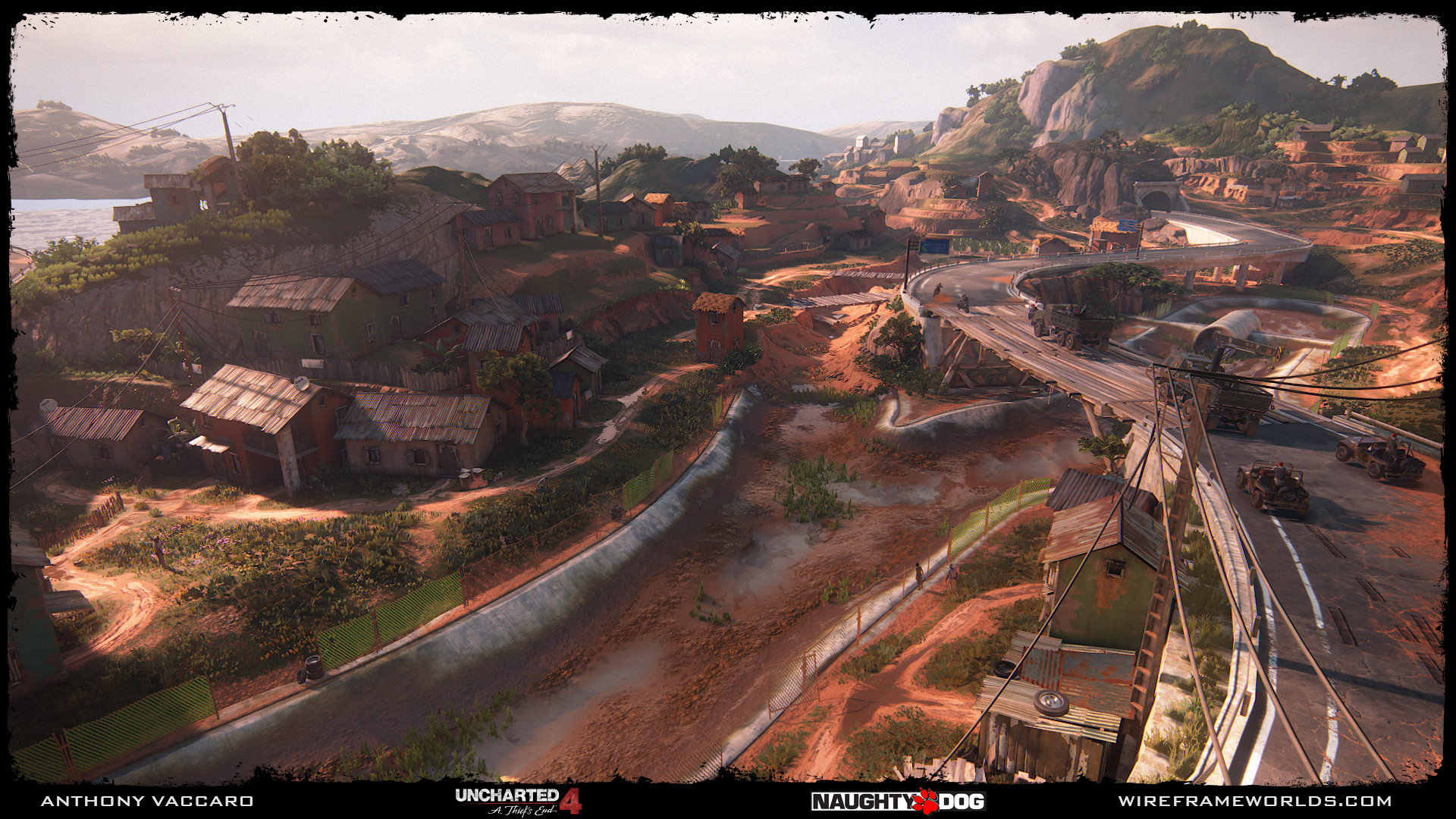 anthony vaccaro - uncharted 4  a thief u0026 39 s end