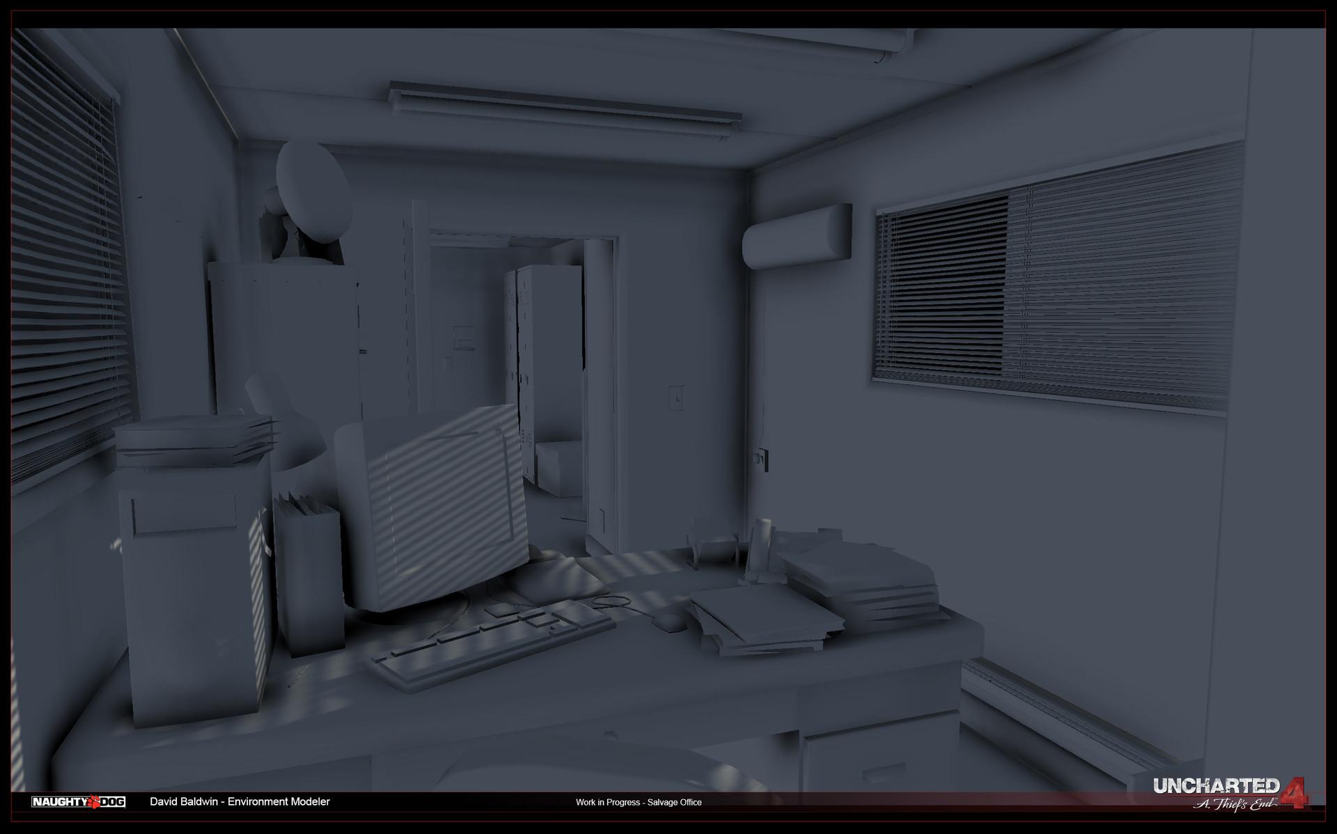 Office - WIP