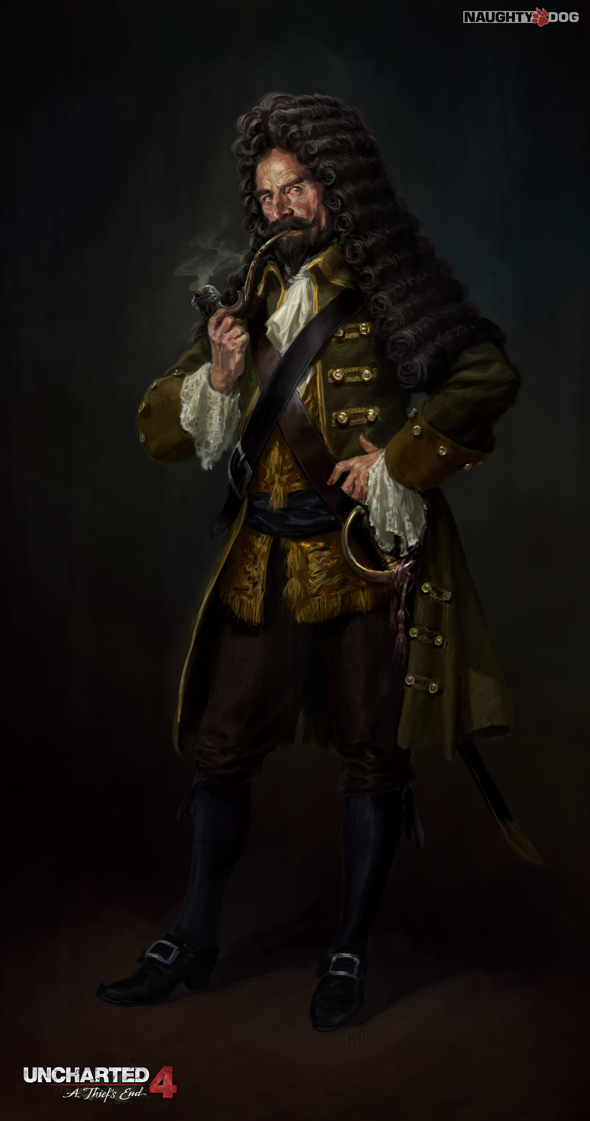 Hyoung nam pirate captain ill hn 06f
