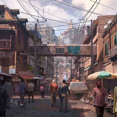 Nick gindraux antananarivo busy street4
