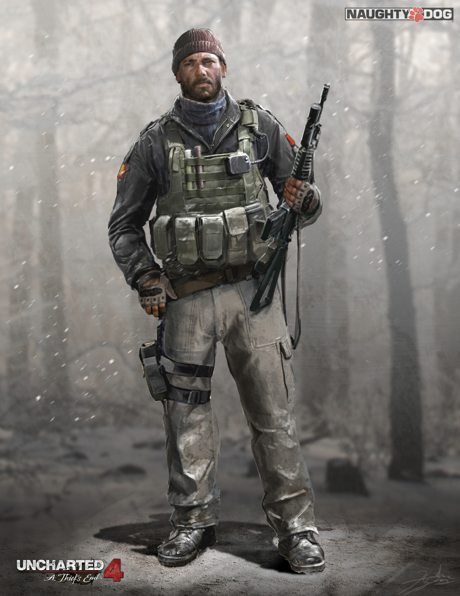 Hyoung nam enemy soldier 05p