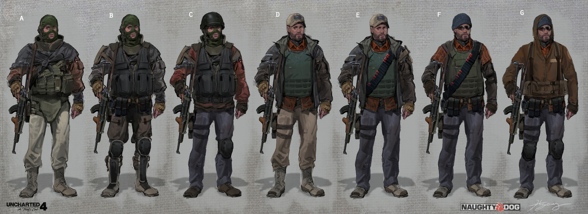 Hyoung nam enemy soldier 05