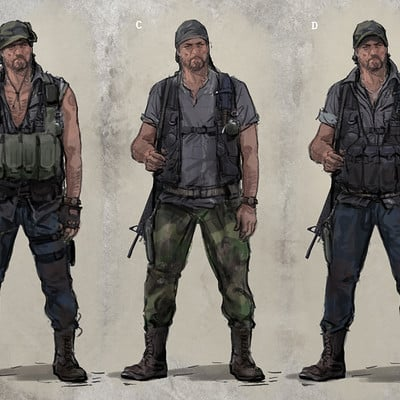 Hyoung nam enemy soldier 01