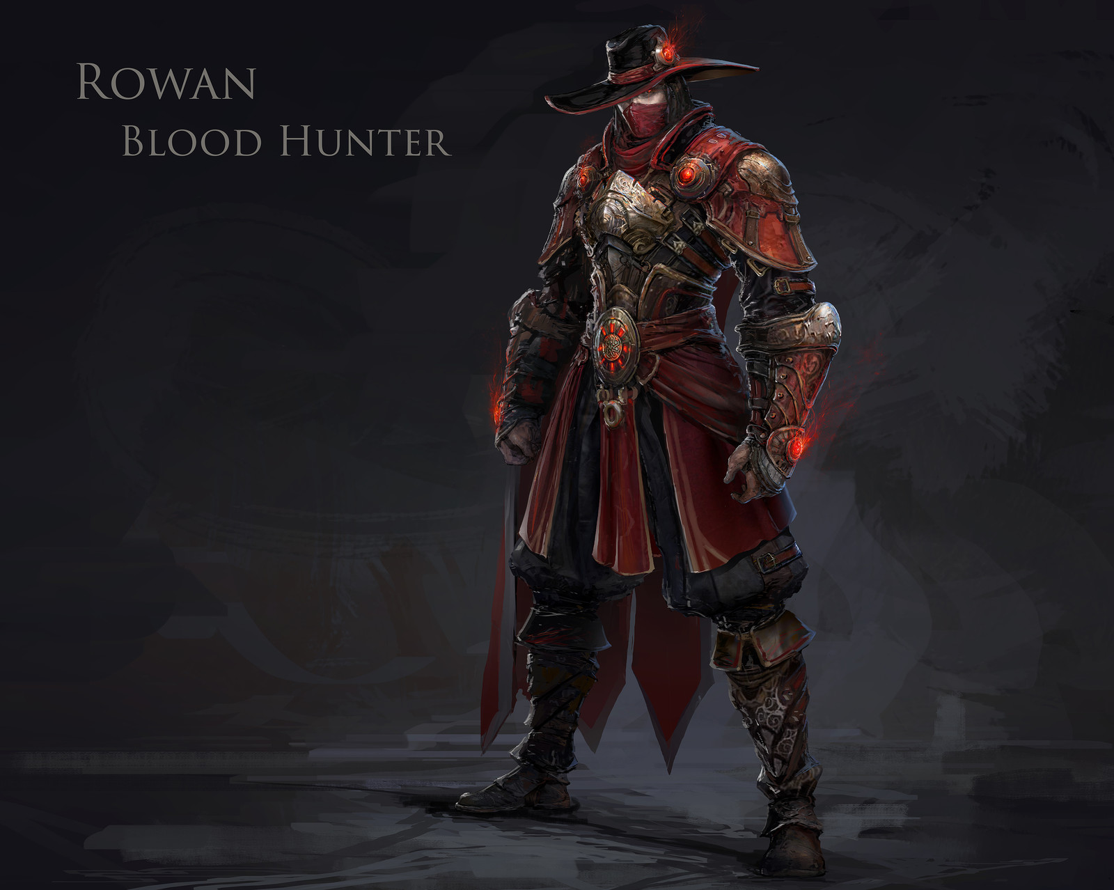 Rowan Blood Hunter