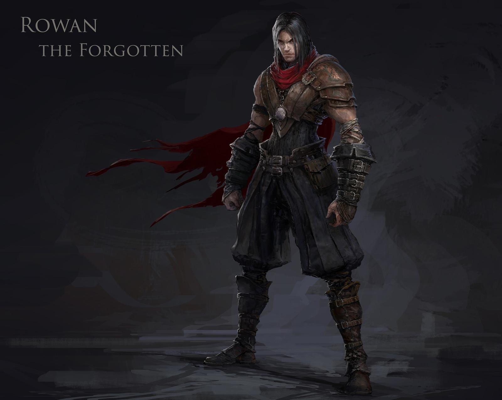 Rowan the Forgotten