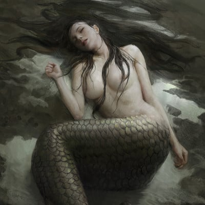 Sangsu jeong mermaid