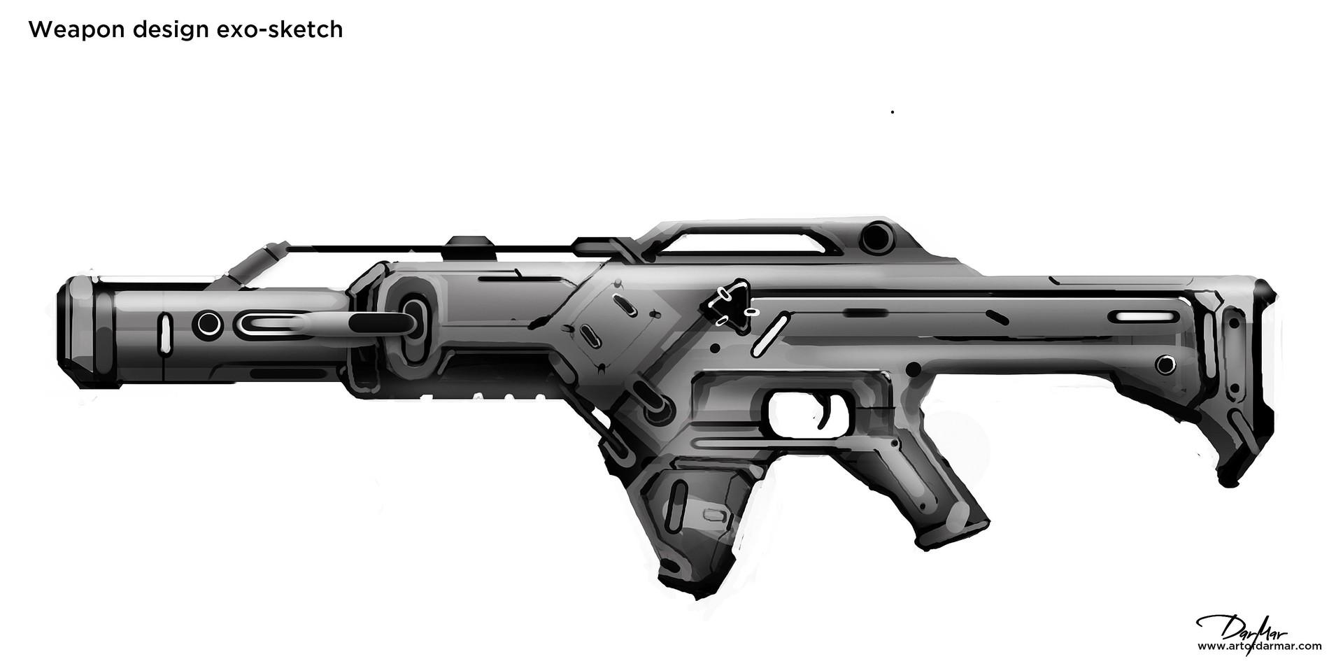 Darko markovic dar mar weapon1