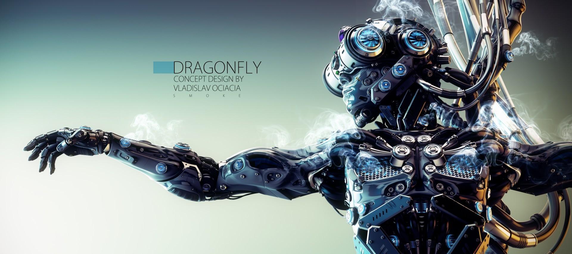 Vladislav ociacia robot dragonfly 12