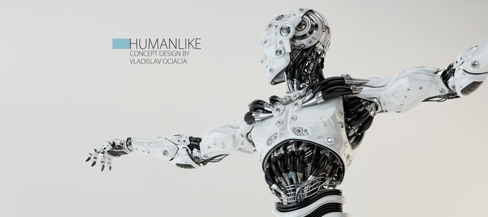 Vladislav ociacia robot humanlike 5