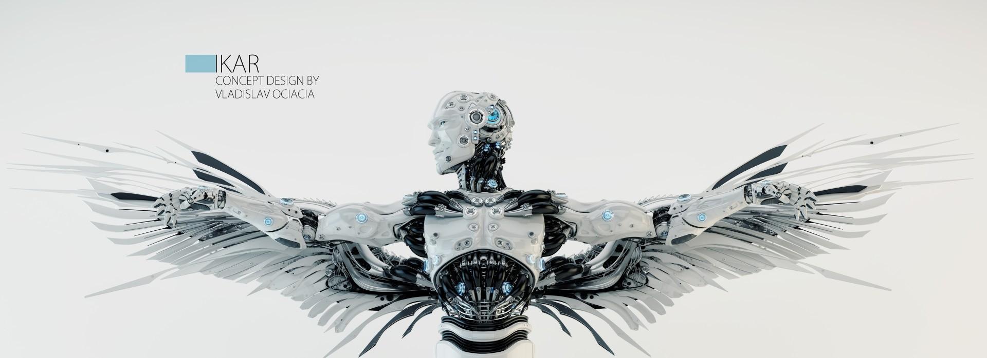 Vladislav ociacia robot ikar 3