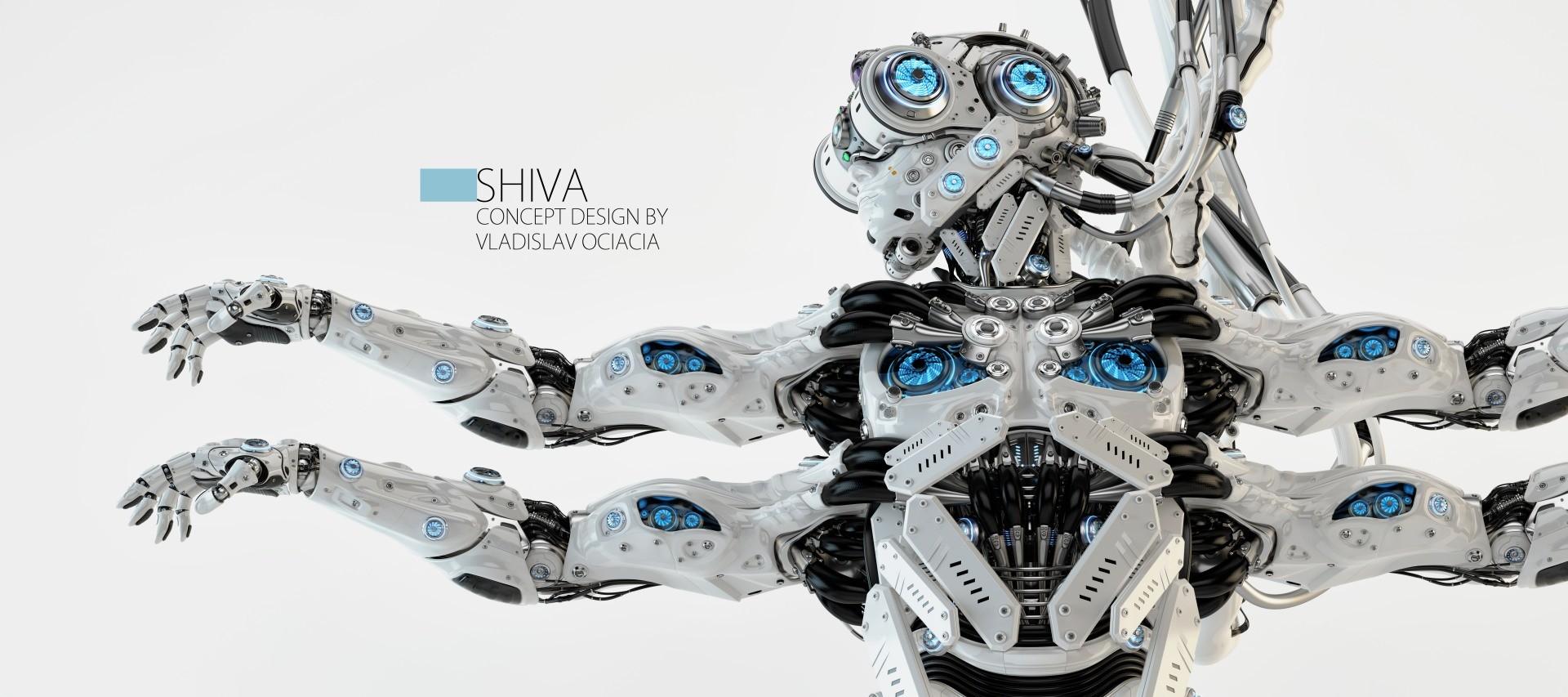 Vladislav ociacia robot god shiva 1
