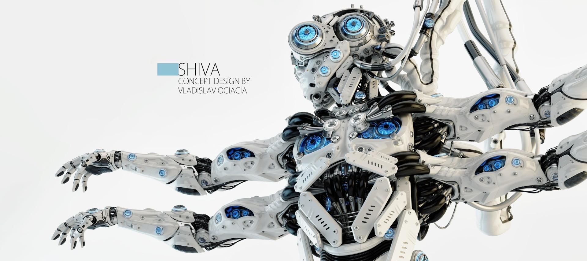 Vladislav ociacia robot god shiva 3
