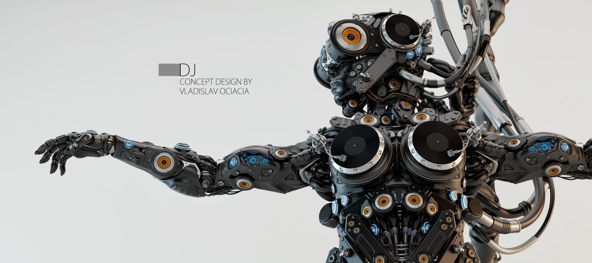 Vladislav ociacia robot dj 11