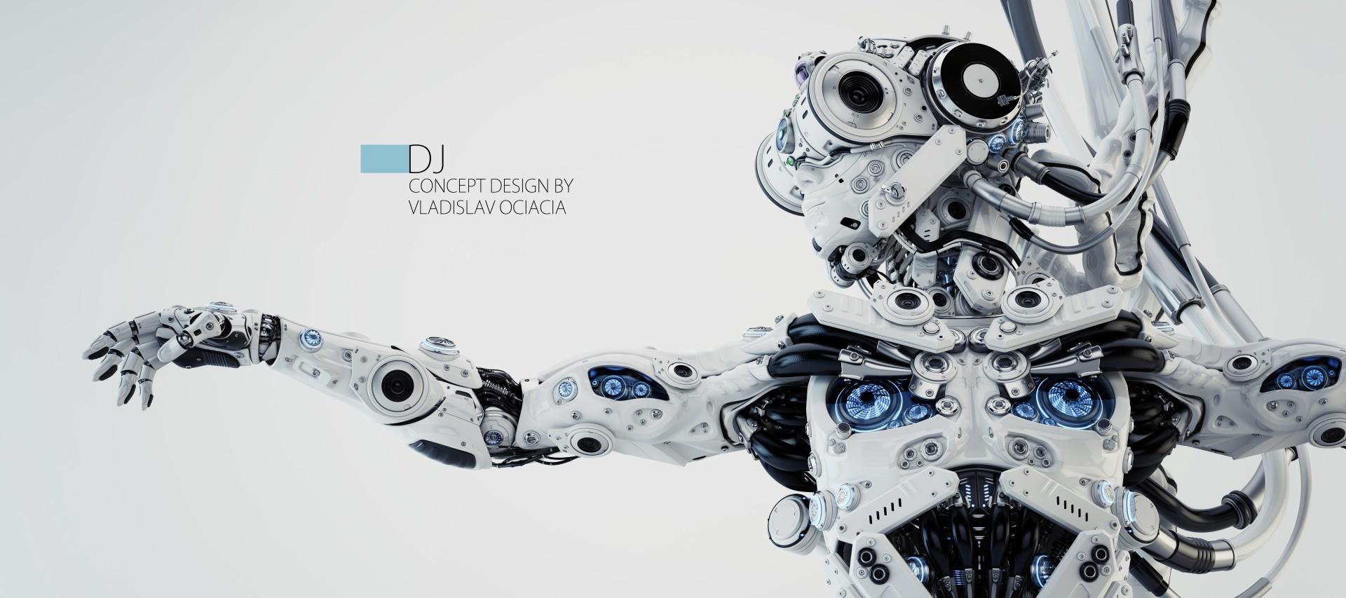 Vladislav ociacia robot dj 6