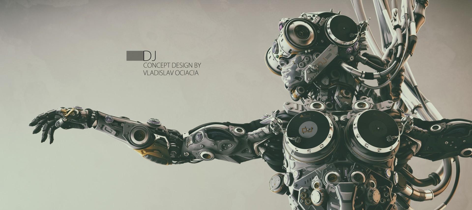 Vladislav ociacia robot dj 2