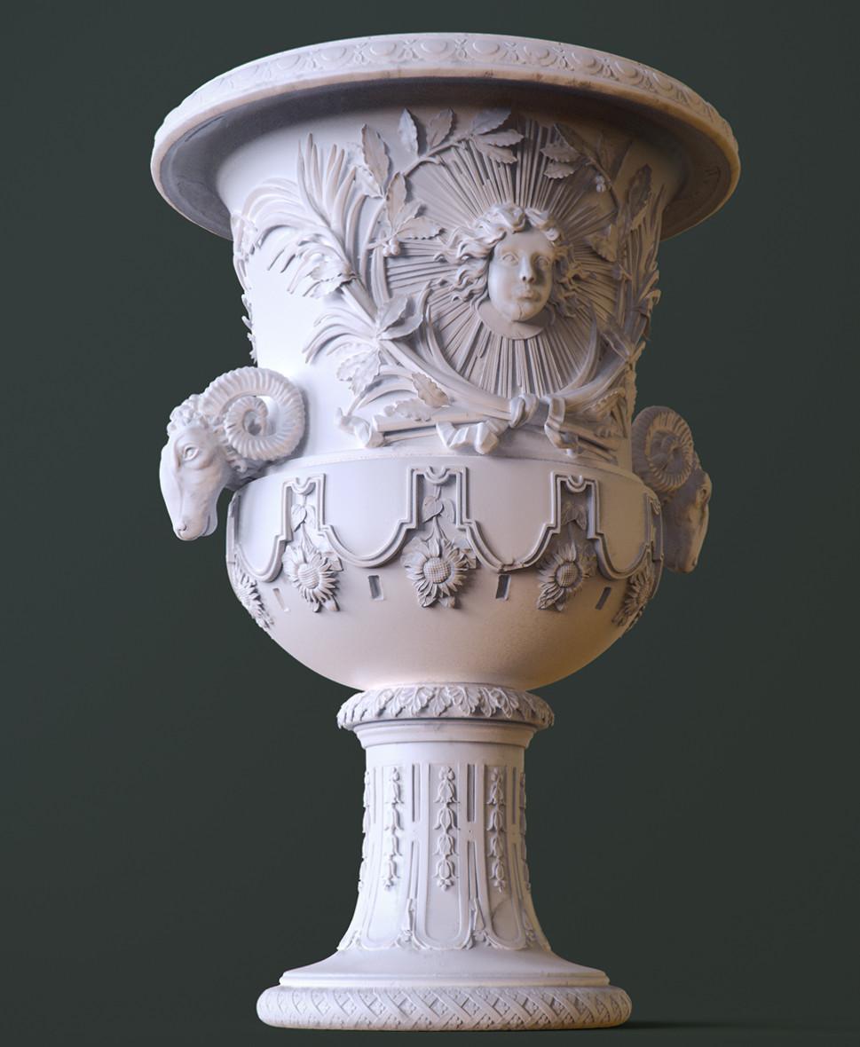 David schultz davids versailles urn 122