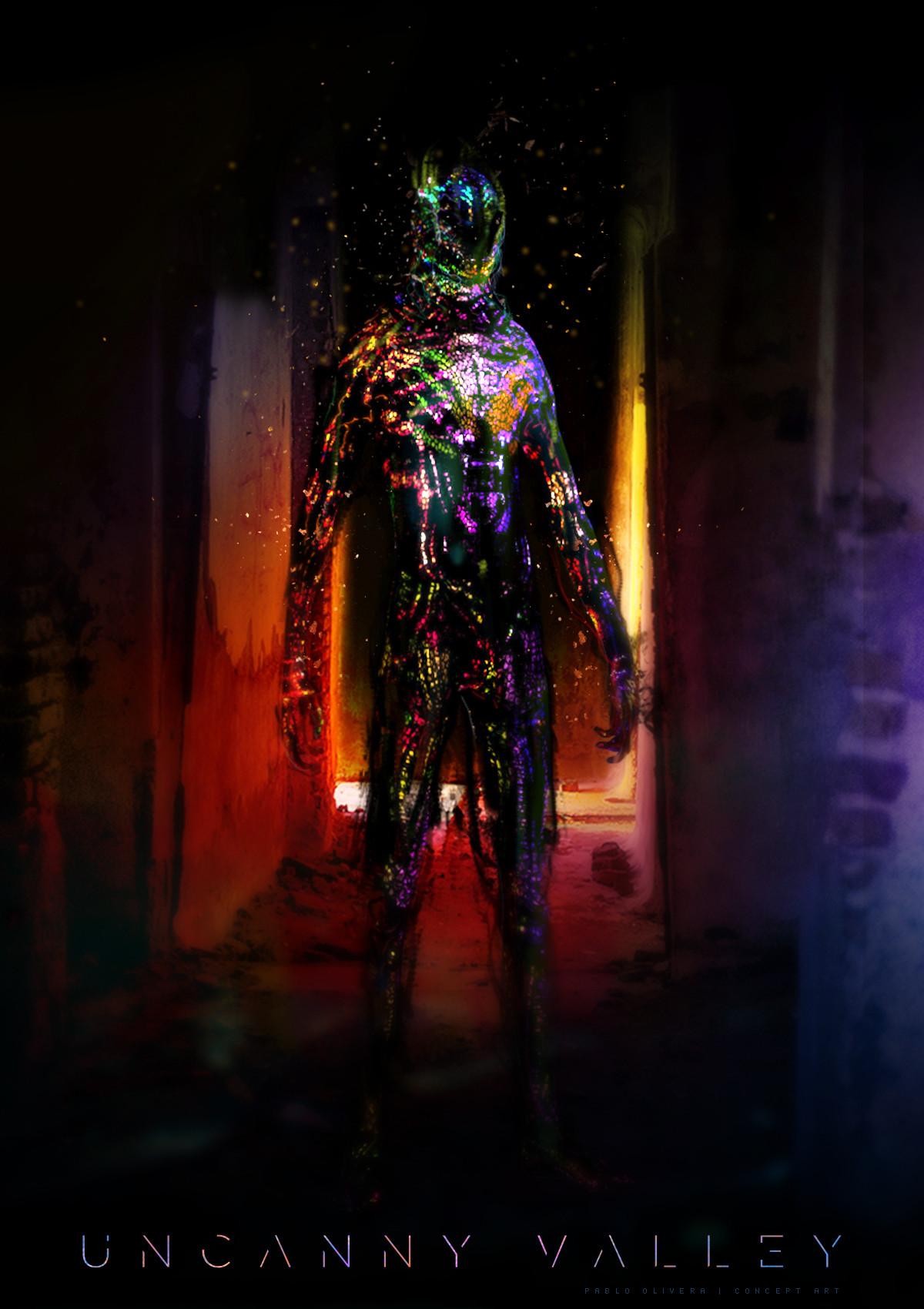 Pablo olivera still alien character design
