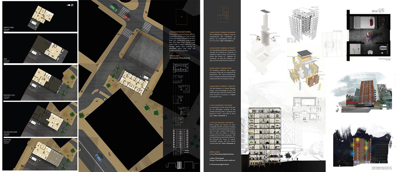 ArtStation - Architecture Design and 3D , Kameliya Minkova