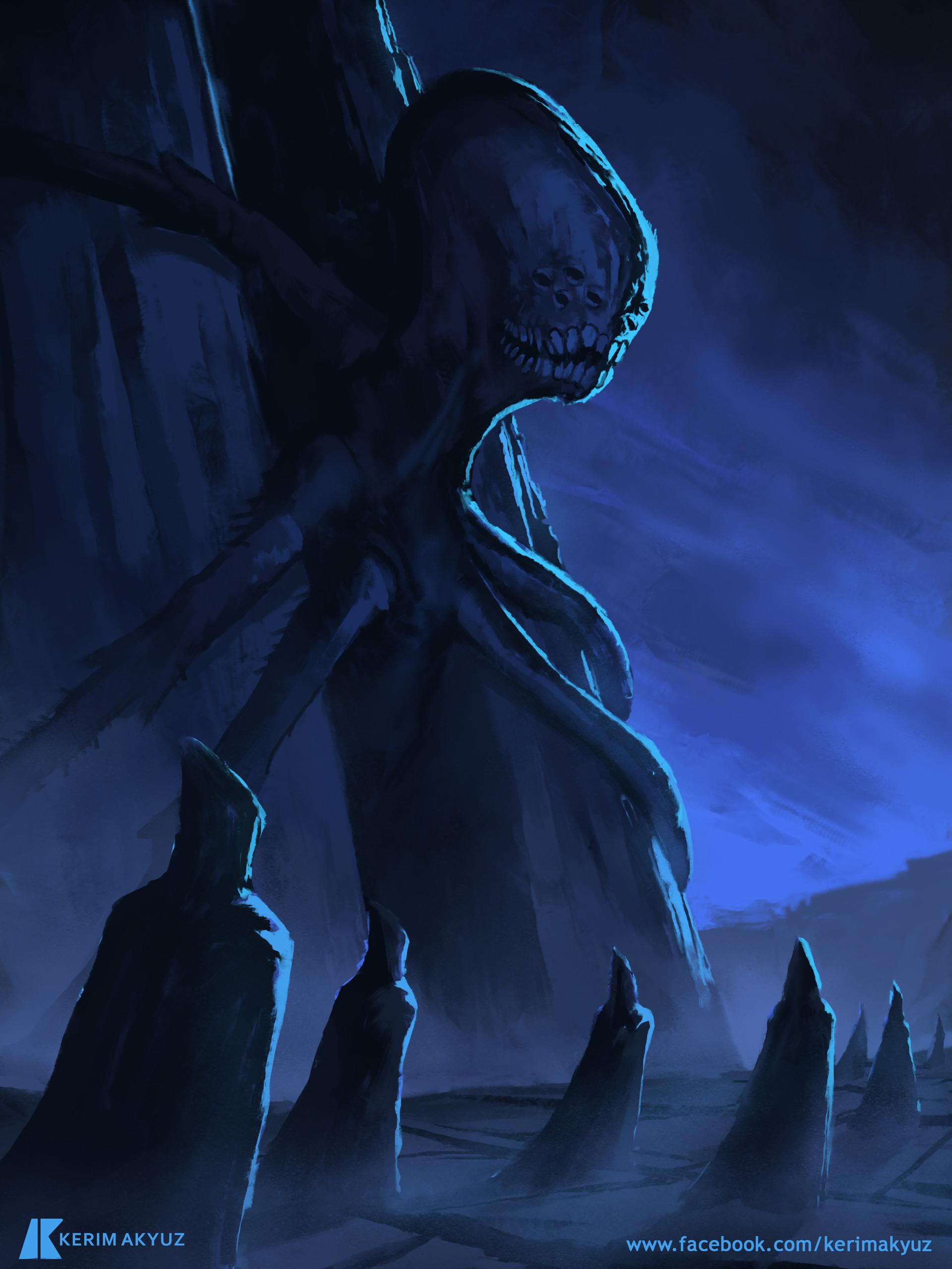 Kerim akyuz 259 lovecraftian