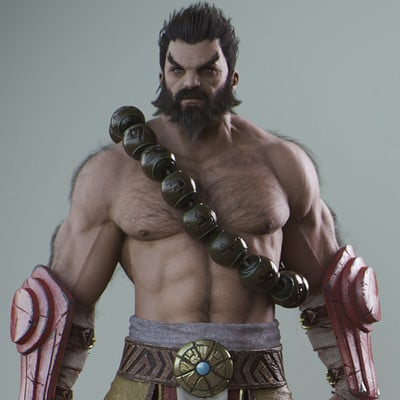 Alessandro baldasseroni udyr fullbody reduced