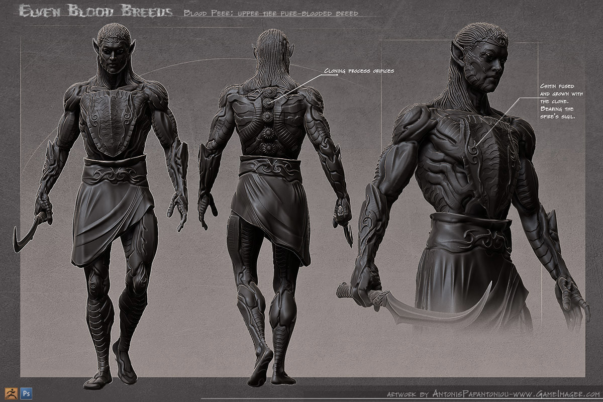 Elven BloodBreeds