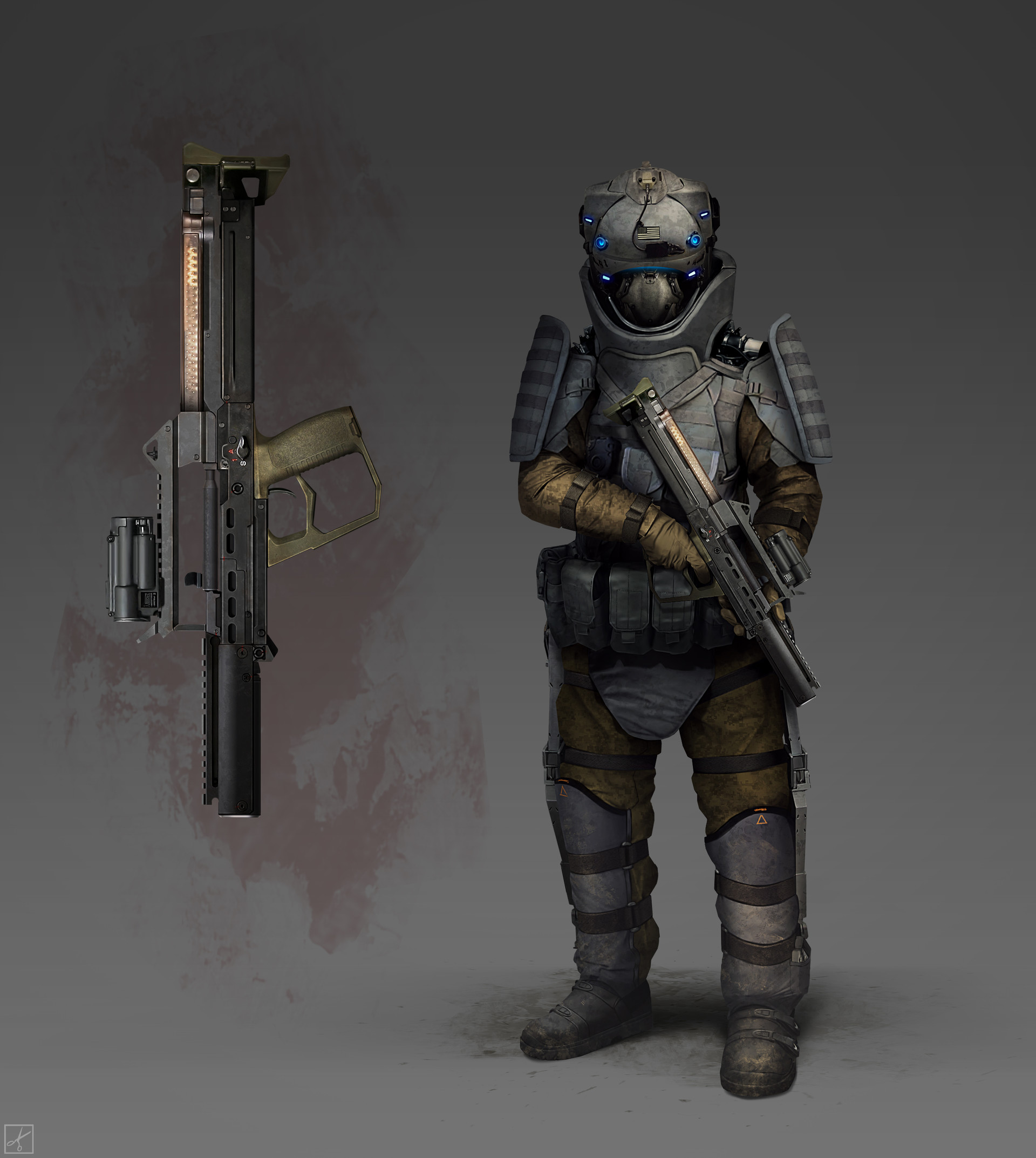 Pavel proskurin soldier 0