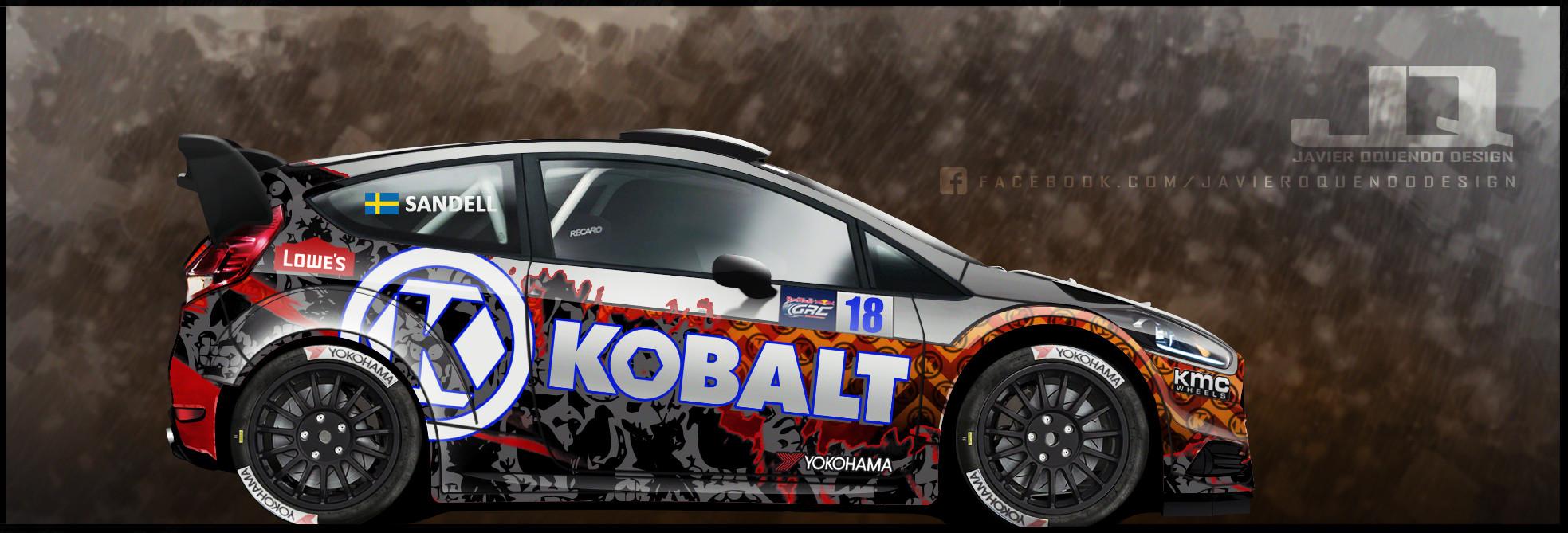 Patrik Sandell - Kobalt Tools