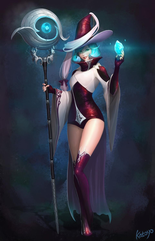 Sanghyun yu sorceress choi