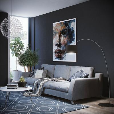 Ngurah arya blue room