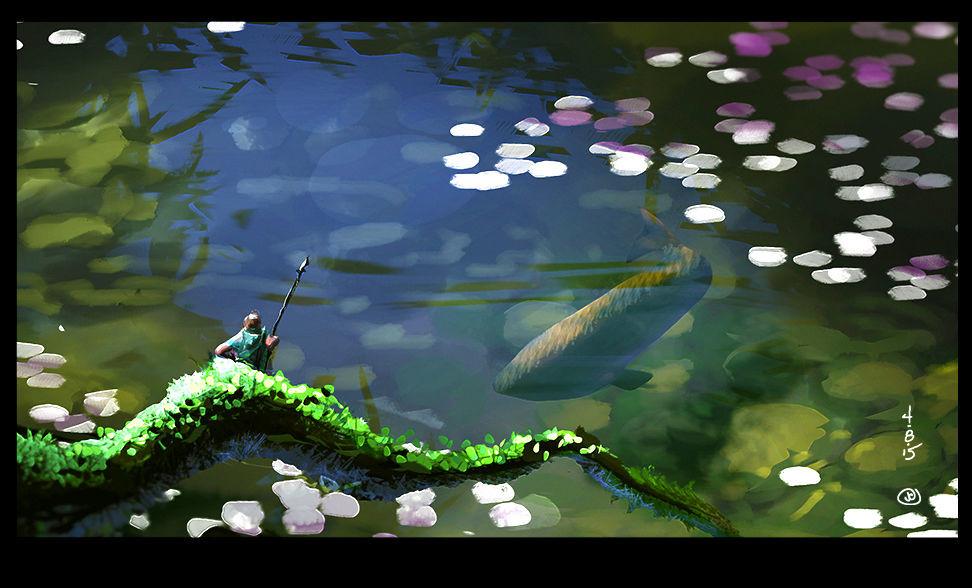 Speedie Pond