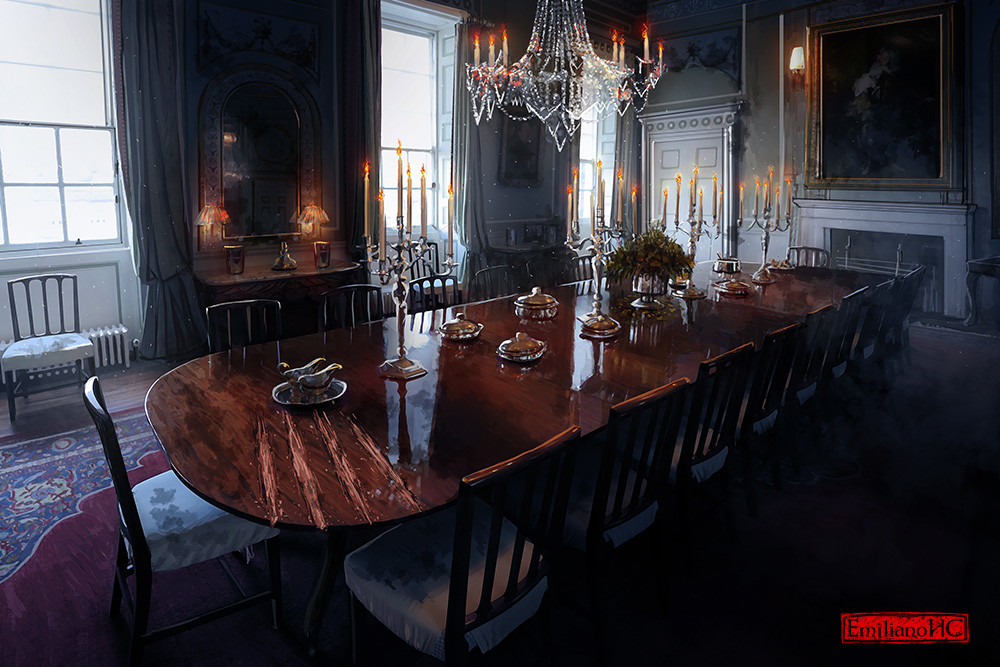 Emiliano cordoba diningroom