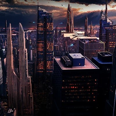 Emiliano cordoba megacity
