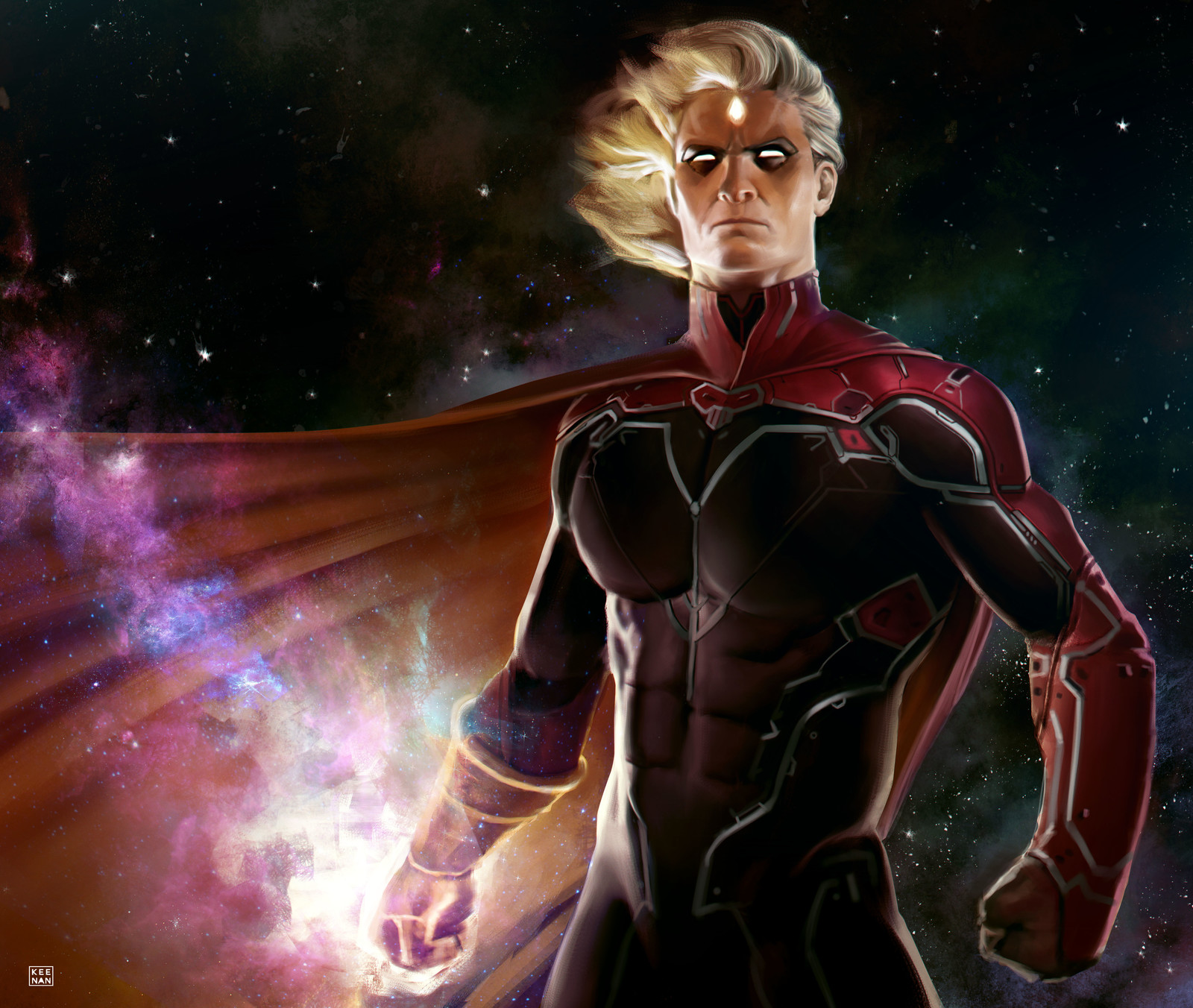 Adam Warlock: Infinity Gauntlet