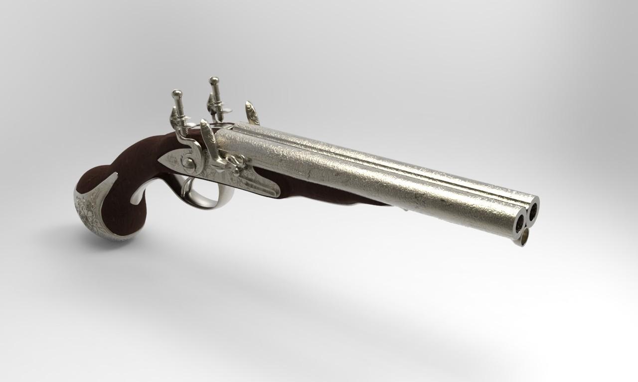 flint gun