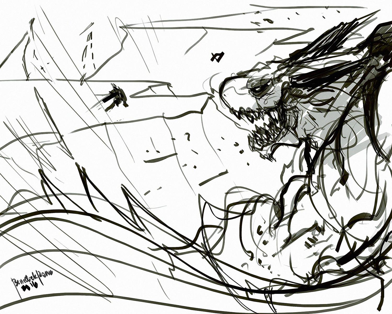 Benedick bana dragon lores
