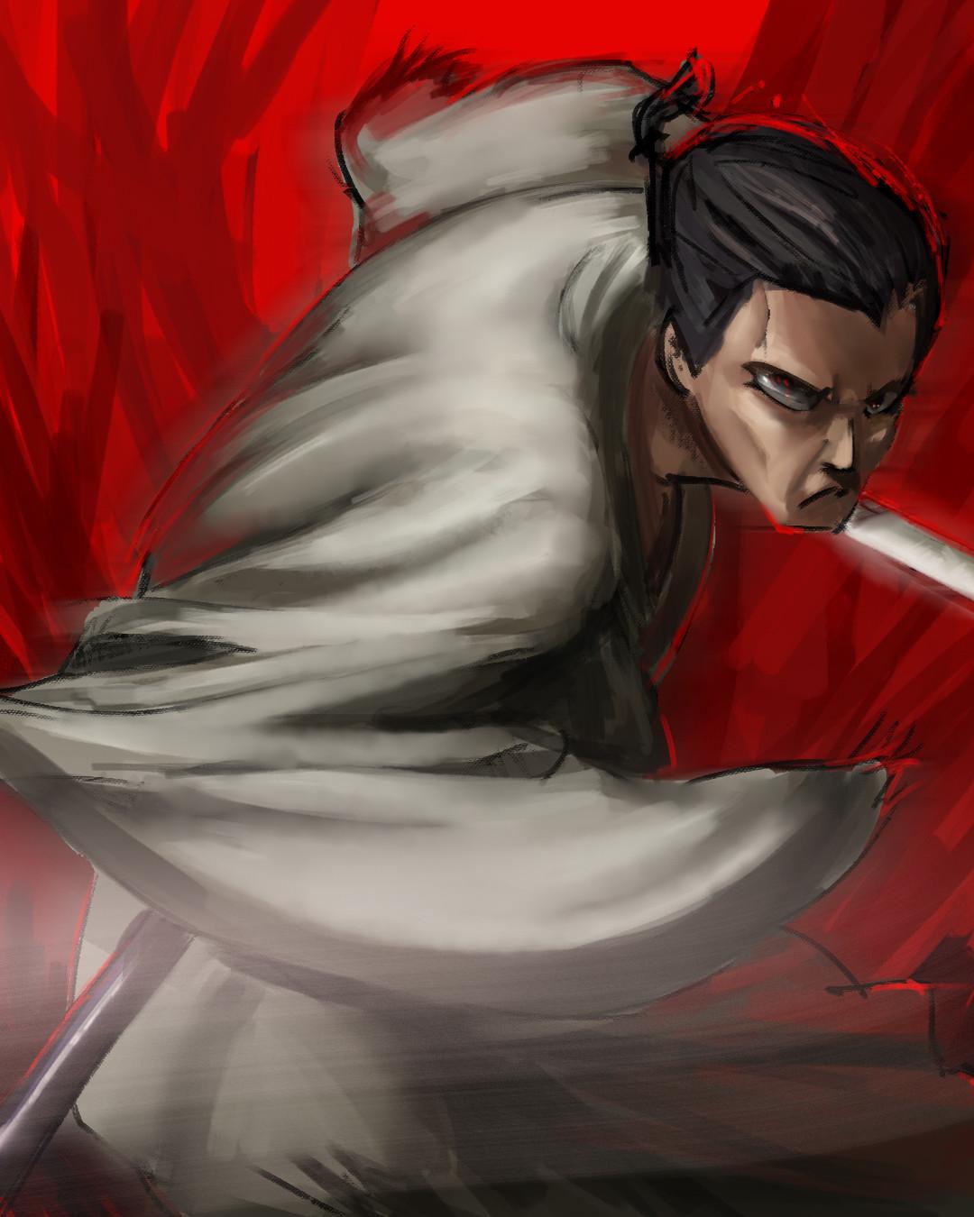 Konrad langa samurai jack 2