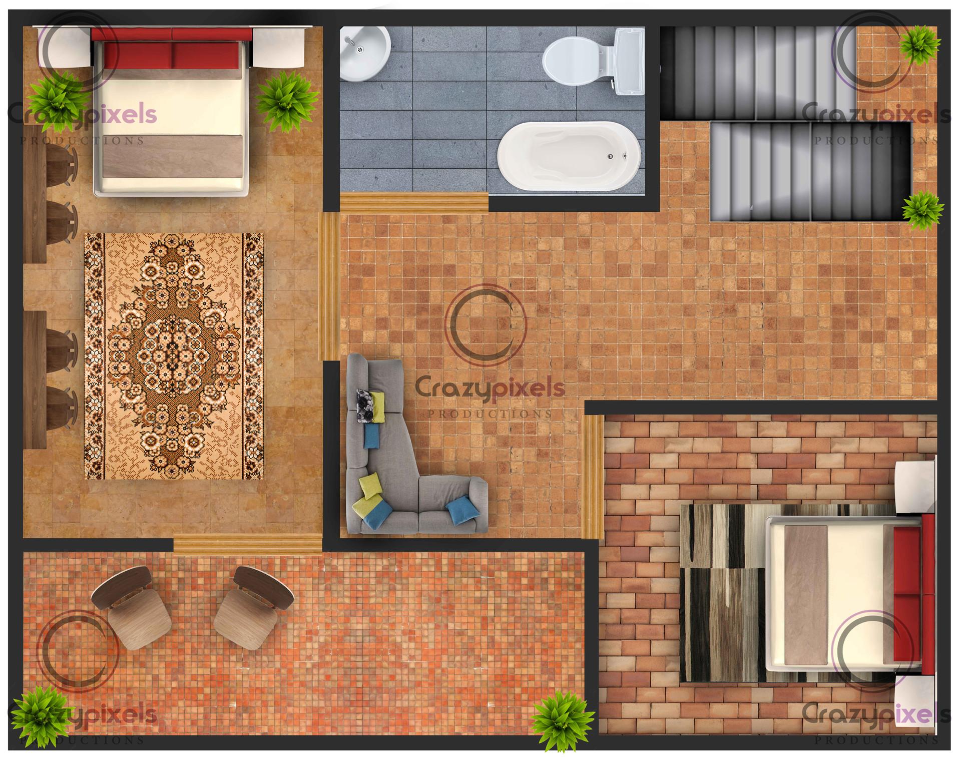 Mouliesvaran Ram Floor Plan