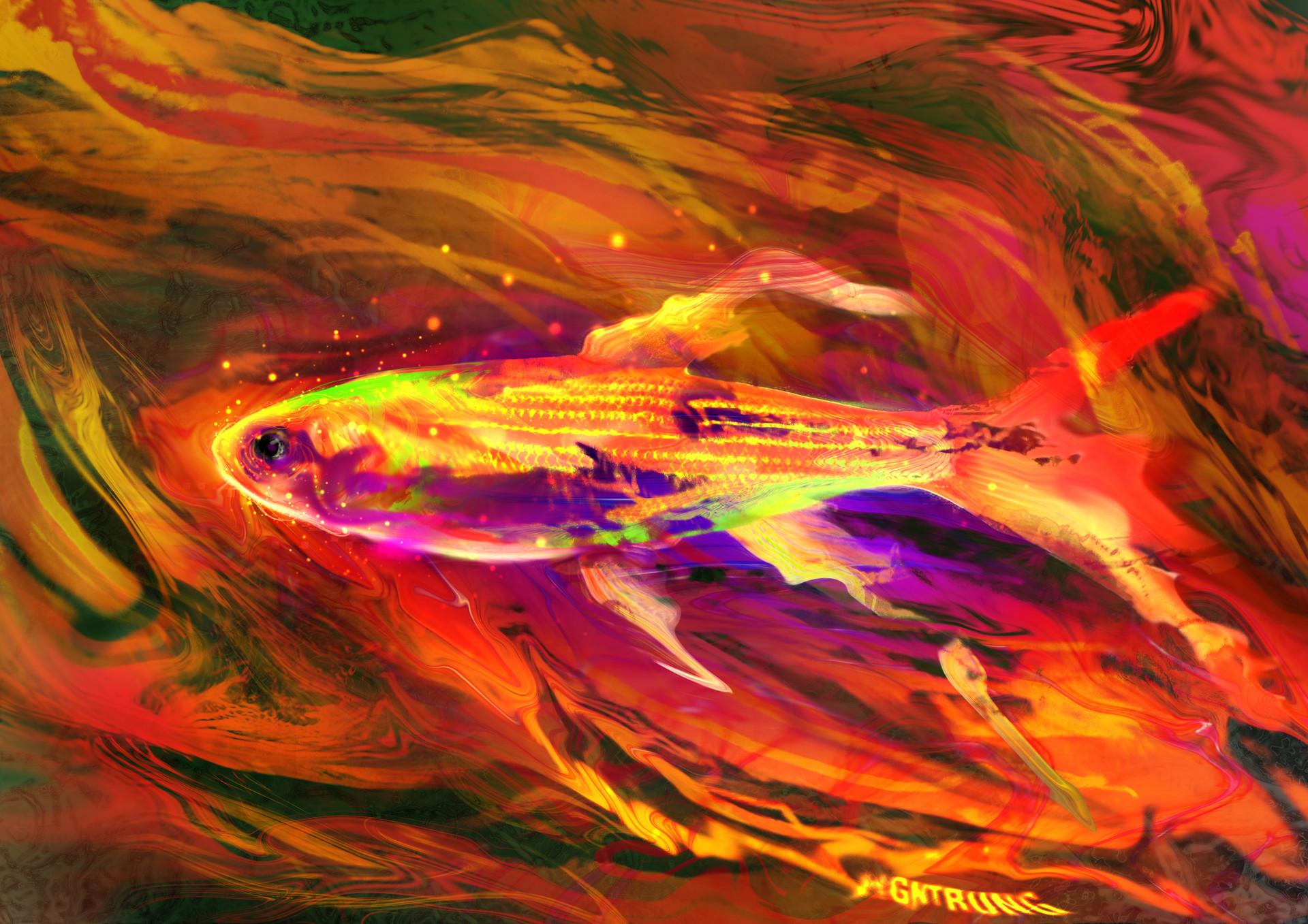Hgntrung fish hgntrung